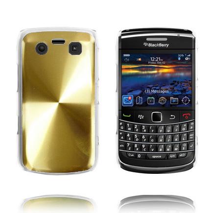 Alu Blade (Guld) BlackBerry Bold 9700/9020 Skal