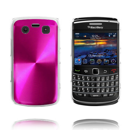 Alu Blade (Rosa) BlackBerry Bold 9700/9020 Skal