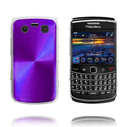 Alu Blade (Lila) BlackBerry Bold 9700/9020 Skal