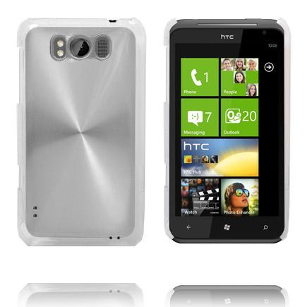 Aluminium Shield (Silver) HTC Titan Skal