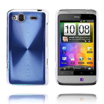 Aluminium Shield (Blå) HTC Salsa Skal