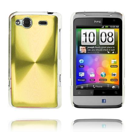 Aluminium Shield (Guld) HTC Salsa Skal