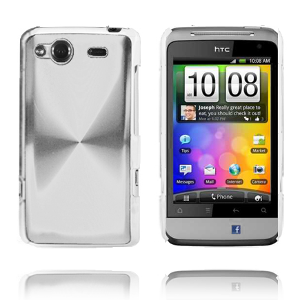 Aluminium Shield (Silver) HTC Salsa Skal