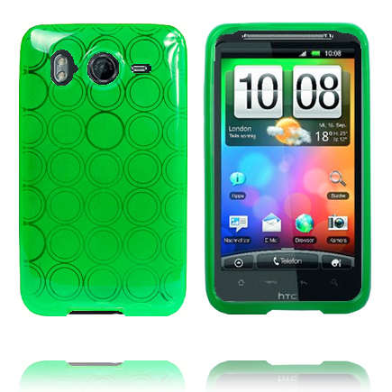 Amazona (Grön) HTC Desire HD Skal