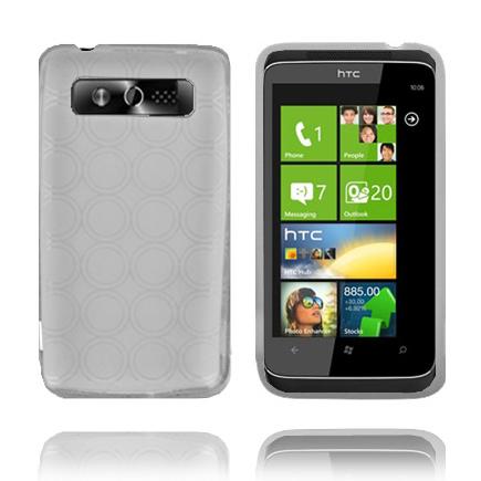 Amazona (Grå) HTC 7 Trophy Skal