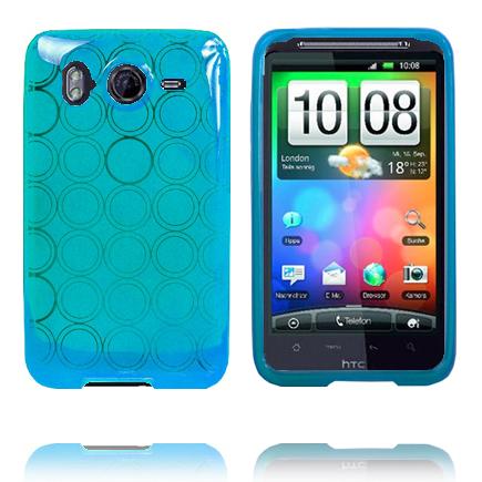 Amazona (Ljusblå) HTC Desire HD Skal