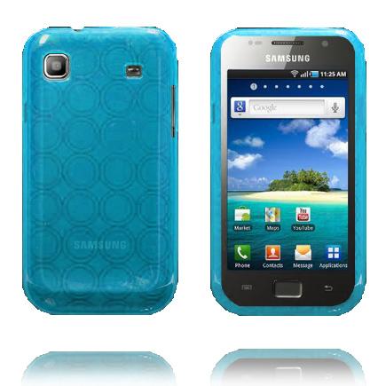 Amazona (Ljusblå) Samsung Galaxy SL Skal