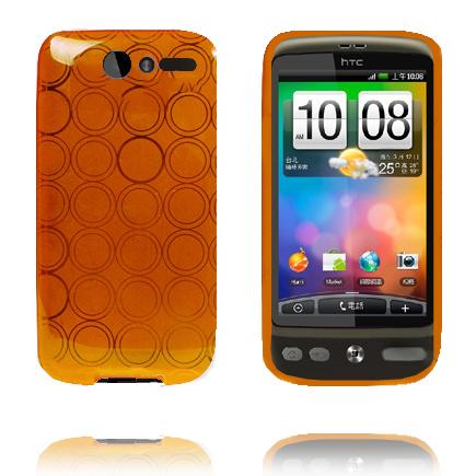 Amazona (Orange) HTC Desire G7 Skal