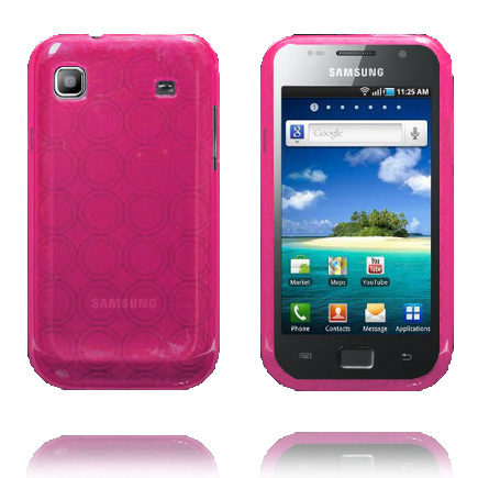 Amazona (Rosa) Samsung Galaxy SL Skal