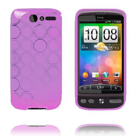 Amazona (Lila) HTC Desire G7 Skal