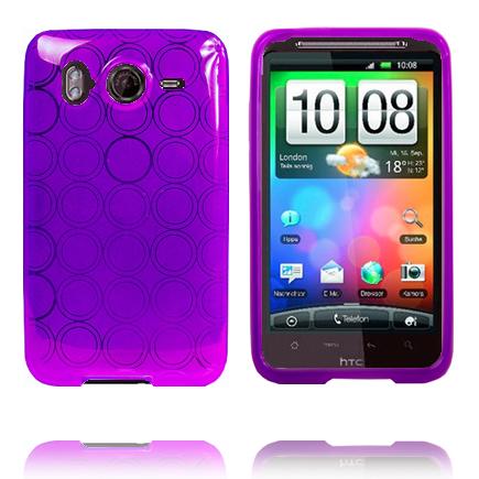 Amazona (Lila) HTC Desire HD Skal