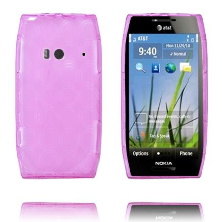 Amazona (Lila) Nokia X7 Skal