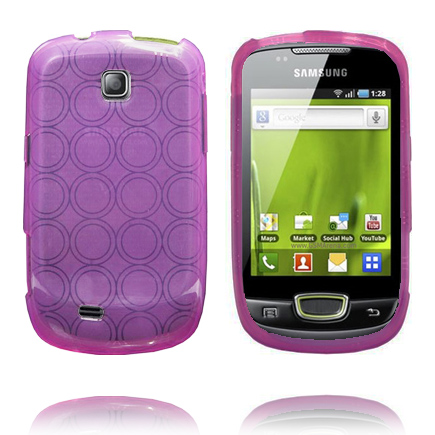Amazona (Lila) Samsung Galaxy Mini Skal