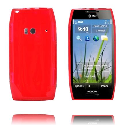 Amazona (Röd) Nokia X7 Skal
