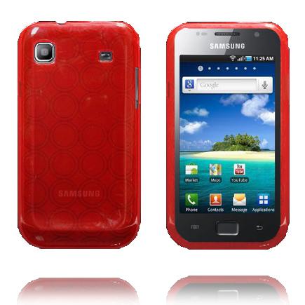 Amazona (Röd) Samsung Galaxy SL Skal