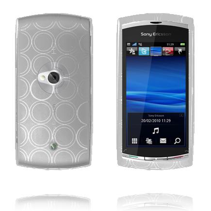 Amazona (Transparent) Sony Ericsson Vivaz Skal