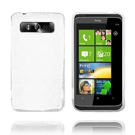 Amazona (Vit) HTC 7 Trophy Skal