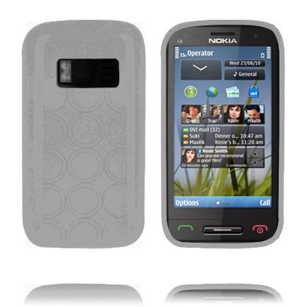 Amazona (Grå) Nokia C6-01 Skal