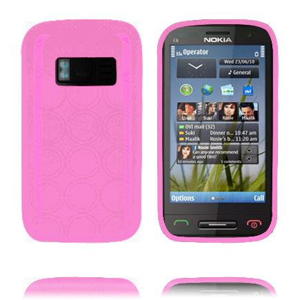 Amazona (Ljusrosa) Nokia C6-01 Skal