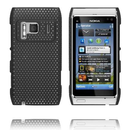 Atomic (Svart) Nokia N8 Skal