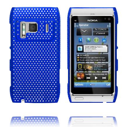 Atomic (Blå) Nokia N8 Skal