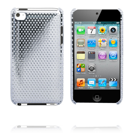 Atomic Krom T4 (Silver) iPod Touch 4 Skal