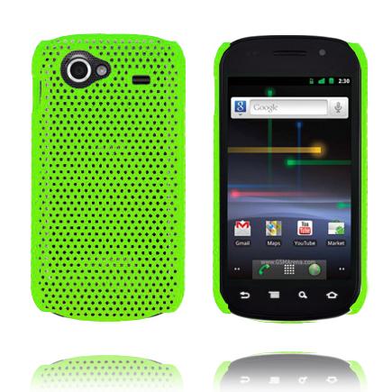 Atomic (Grön) Samsung i9020 Nexus S Skal