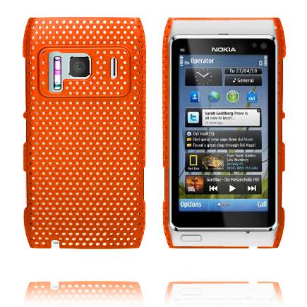 Atomic (Orange) Nokia N8 Skal
