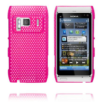 Atomic (Rosa) Nokia N8 Skal