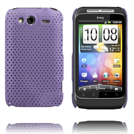 Atomic (Lila) HTC Wildfire S Skal