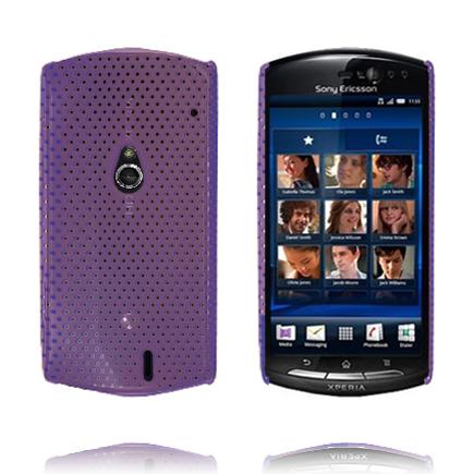 Atomic (Lila) Sony Ericsson Xperia Neo Skal