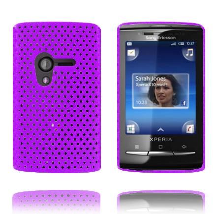 Atomic (Lila) Sony Ericsson Xperia X10 Mini Skal