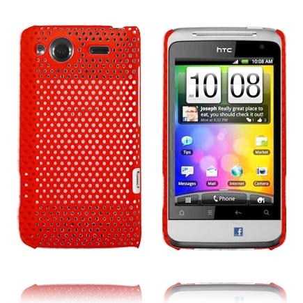 Atomic (Röd) HTC Salsa Skal