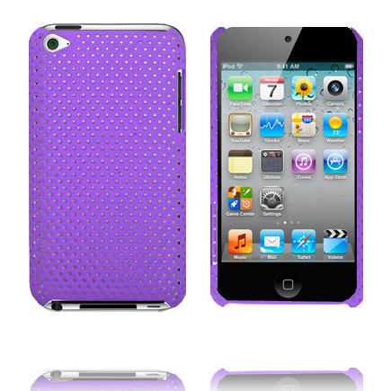 Atomic T4 (Lila) iPod Touch 4 Skal