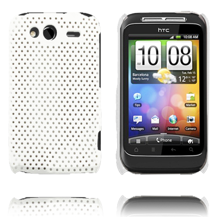 Atomic (Vit) HTC Wildfire S Skal