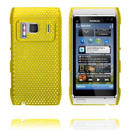 Atomic (Gul) Nokia N8 Skal