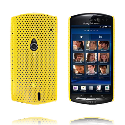 Atomic (Gul) Sony Ericsson Xperia Neo Skal