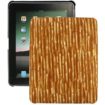 Bamboo (Gyllene) iPad Skal