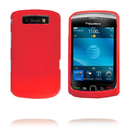 Beta Shell (Röd) BlackBerry Torch 9800 Skal