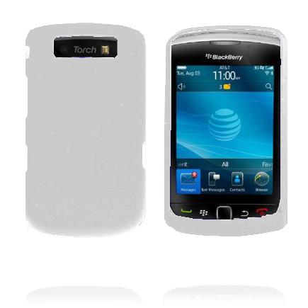 Beta Shell (Vit) BlackBerry Torch 9800 Skal