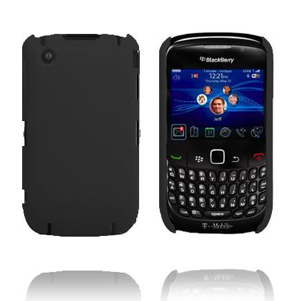 Beta Shield (Svart) BlackBerry Curve 8520/8530 Skal