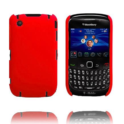 Beta Shield (Röd) BlackBerry Curve 8520/8530 Skal