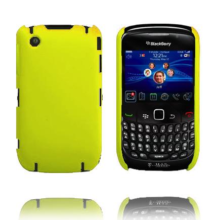 Beta Shield (Gul) BlackBerry Curve 8520/8530 Skal