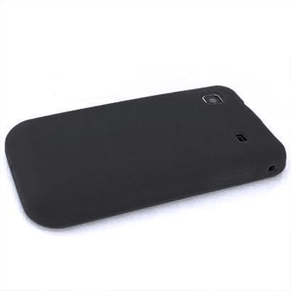 Mjukskal (Svart) Samsung Galaxy S Skal