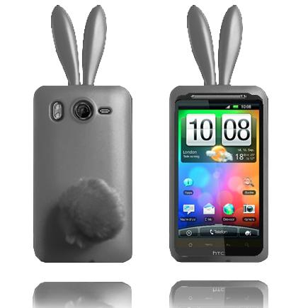 Bunny (Grå) HTC Desire HD Skal
