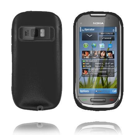C7 Guard (Svart) Nokia C7 Skal