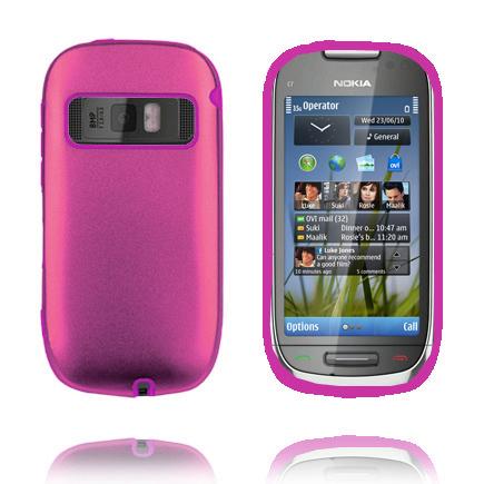 C7 Guard (Rosa) Nokia C7 Skal