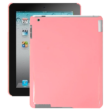 Candy Colors (Baby Rosa) iPad 2 Skal