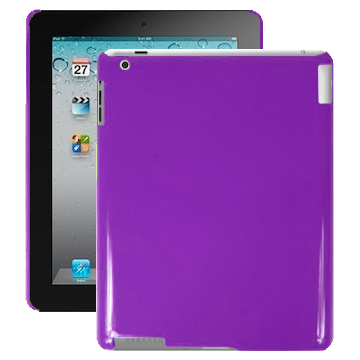 Candy Colors (Lila) iPad 2 Skal