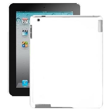 Candy Colors (Vit) iPad 2 Skal
